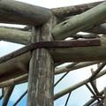 Estrutura em eucalipto de grande porte-quiosquedabahia@yahoo.com.br