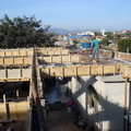 Estrutura para concreto
