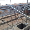 Estrutura Steel Frame coberturas PDG