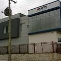 Fachada empresa industrial