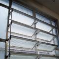 Fornecimento e instalação de janela- aluminio