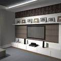 Home Theater - Apartamento Modelo