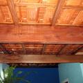 Imagens do telhado em outro angulo
