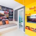 Dormitório infantil
