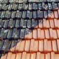 Lavagem de telhados