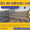LIMPEZA DE TELHADOS