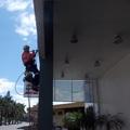 Limpeza predial de fachadas