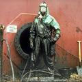 Limpeza técnica de tanque de óleo industrial