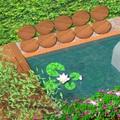 Mini Jardim Sensorial Residencial