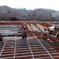 Montagem Steel Frame para coberturas