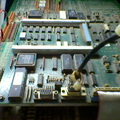 PLACA - DRIVE I/O E CPU INJETORA SEMERARO EM MANUTENÇÃO