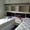 O quarto do Apartamento