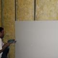 Parede com isolamento acustico Dry Wall
