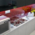 Perspectiva Projeto cozinha Rose