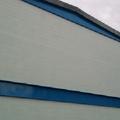 Pintura de nova parede em epoxi