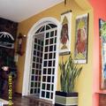 pintura de parede e ferragens