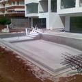 piscina construçao