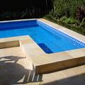 piscinas em concreto revestido com vinil