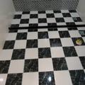 Piso de outro banheiro no rj.