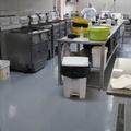 Piso higiênico monolítico - Restaurante Pantanal