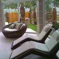 Arquiteta Ana Paula Barros - Projeto área de estar da piscina