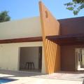 Projeto de revitalização de fachada e interiores .