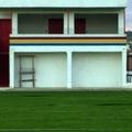 projeto e execução da reforma de estádio municipal MENANDRO MENAIM JAGUAQUARA/BA