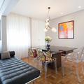 Apartamento Apinajés - Sala Jantar