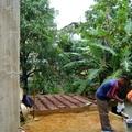 Reforma e Construção da varanda
