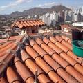 Reforma em telhado - Casa Belvedere/BH