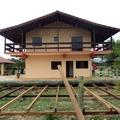 Reforma - Sobrado - CPS Litoral - Construção do Deck
