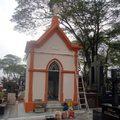 Restauração de capela