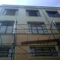 Restauração de fachada do solar da Marquesa