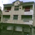 Restauração interna e na fachada  de edifício em Vila Isabel.