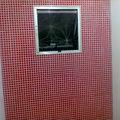 revestimento parede vidrotil ou pastilhas de vidro