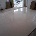 sala ampliada com porcelanato 80x80 polido 50 metrquadrado