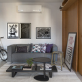 Sala apartamento urbano