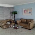 Sala de estar reformada