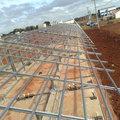 Steel Frame coberturas Vilage Parati