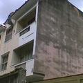 tauração interna e na fachada  de edifício em Vila Isabel.