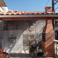 telhado da churrasqueira