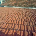 telhado lavado