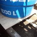 Troca de caixas d'água em empresa de Amparo