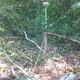 Rasteio do vértice do imóvel no Ramal do Cachorro Vila de Lindoia  no Municipio de Itacoatiara