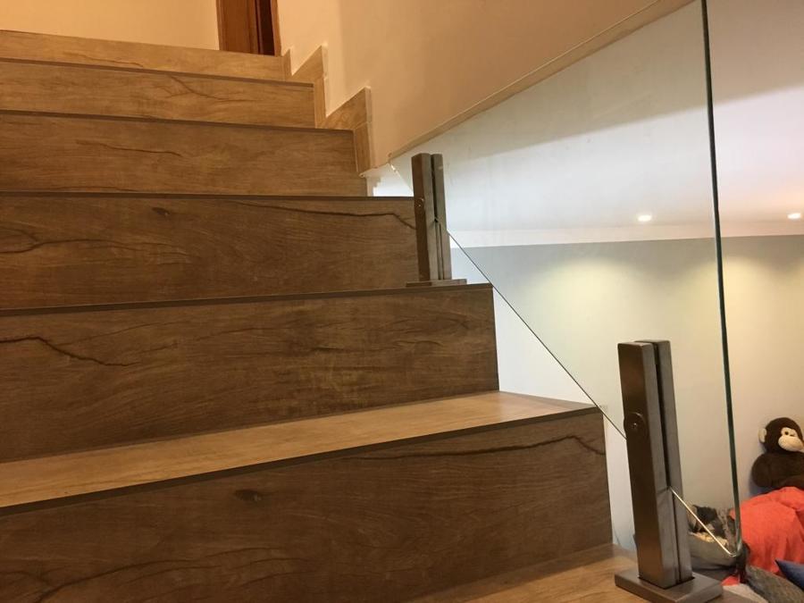 Fechamento Escada