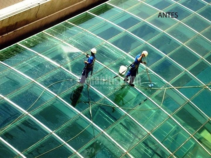 Restauração Fachadas, manutenção fachadas, limpeza vidros