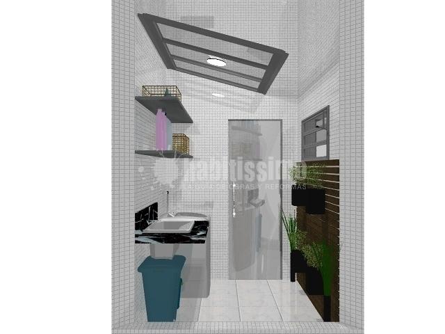 Designer de Interior, Obras Reformas, Projetos Residenciais