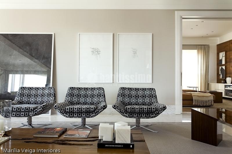 Designer de Interior, Projetos Residenciais, Projetos Comerciais