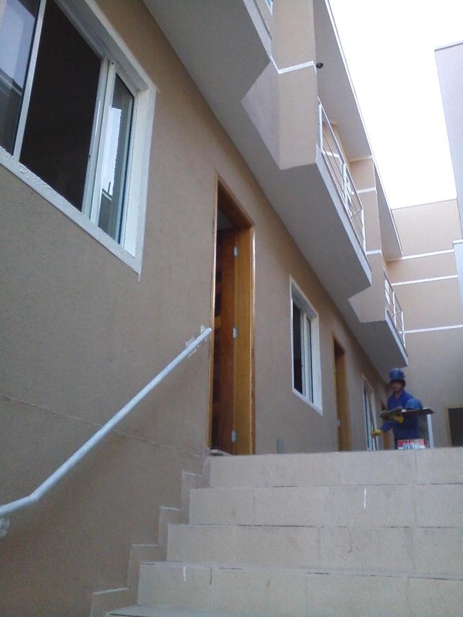 fachada de condominio