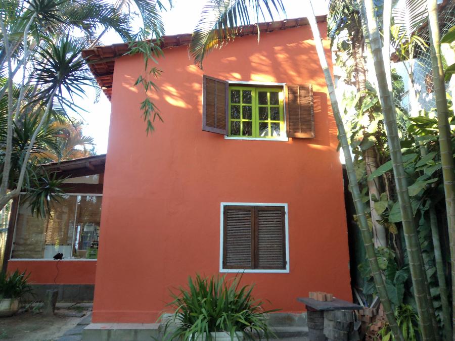 Casa toda reformada na Barra da tijuca